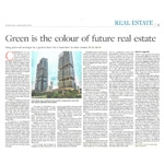 Green is the colour of future real estate