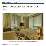 South Beach chic for former NCO club